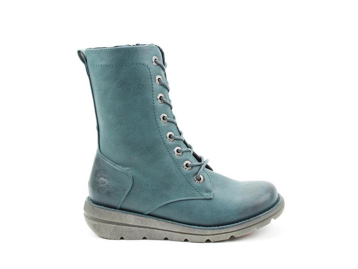Heavenly Feet Martina2 New Ocean Womens Casual Comfort Boots