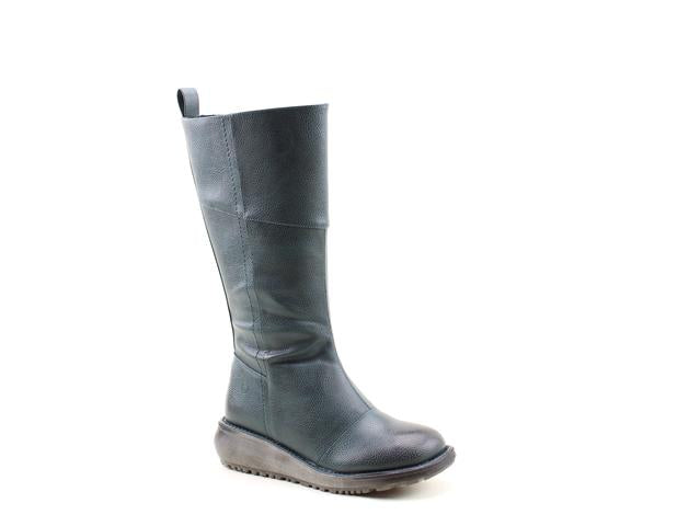 Heavenly Feet Robyn Ocean Womens Casual Comfort Vegan Friendly Calf Boots
