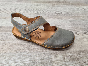 Josef Seibel Rosalie 27 Jeans Womens Casual Comfort Leather Sandals
