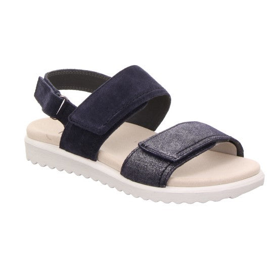 2018 shoes low priced high quality Legero 4-00708-83 Savona Oceano Womens Open Toe Sandals