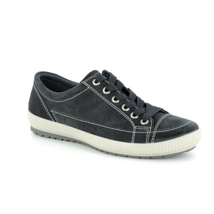 Legero 8-00820-80 Pacific Womens Leather Flat Comfort Trainers Shoes