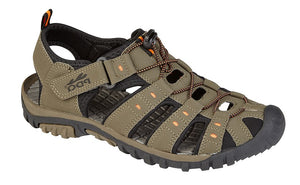 PDQ M040T Brown Mens Casual Walking/Trail Sandals