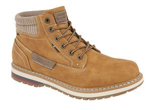 Route 21 M113N Honey Mens Casual Stylish Ankle Boots
