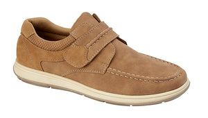 Scimitar M364BT Tan Mens Casual Comfort Shoes
