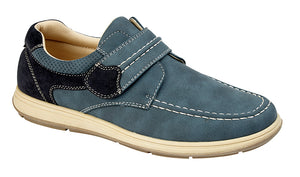 Scimitar M364C Navy Mens Casual Comfort Shoes