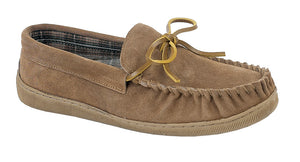 Sleepers MS461S Adie Sand Mens Comfort Slippers