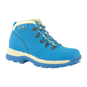 Northwest Territory Trek Turquoise Womens Walking Hiking Boots