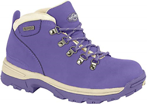 Northwest Territory Trek Violet Womens Walking Hiking Boots