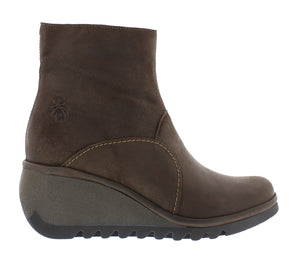 Fly London Nest056FLY Ground Womens Stylish Comfort Ankle Boots