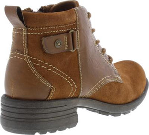 Earth Spirit Wexford Almond Womens Casual Comfort Ankle Boots