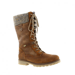 Remonte D7477-22 Brown Womens Casual Comfort Stylish Calf Boots