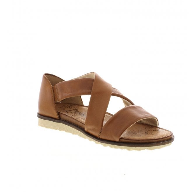 Remonte R2755-22 Brown Womens Casual Comfort Leather Sandals