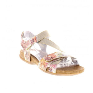 Remonte R3257-91 Multi Floral Womens Casual Sandals