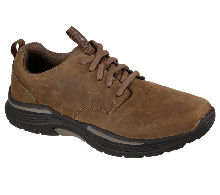 Skechers 204175/DSRT Desert Mens Casual Comfort Leather Lace Up Shoes