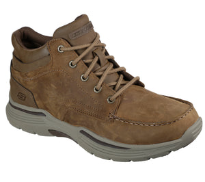 Skechers 204227/DSRT Desert Mens Casual Comfort Lace Up Ankle Boots