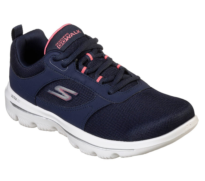 Skechers 15734 NVCL Womens Lightweight Sporty Trainers