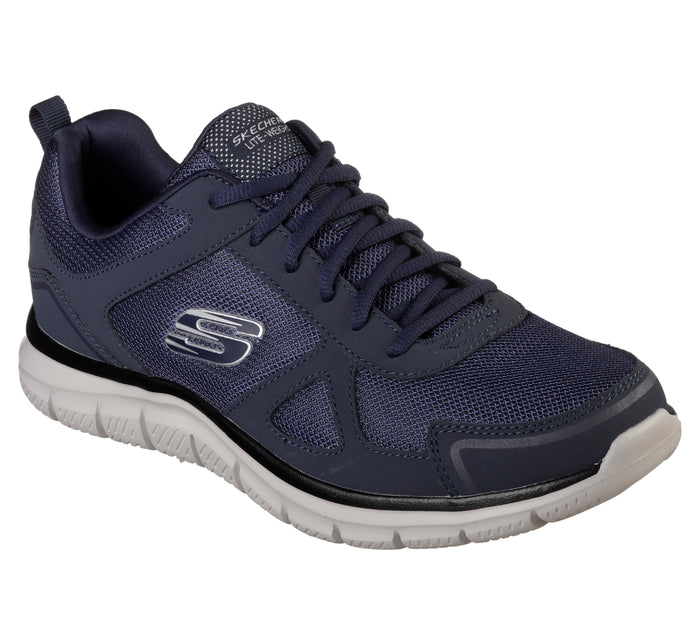 Skechers 52631/NVY Navy Mens Casual Comfort Lace Up Trainers