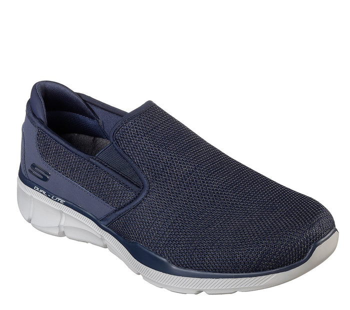 Skechers 52937/NVY Navy Mens Casual Slip On Athletic Walking Style Shoes