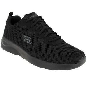 Skechers 58362 BBK Mens Comfort Sporty Trainers
