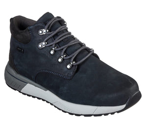 Skechers 66394/NVY Navy Mens Casual Warm Comfort Walking Boots-uk8