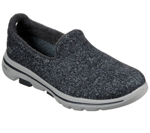 Skechers 78914/CCL Charcoal Womens Casual Comfort Washable Slip On Shoes