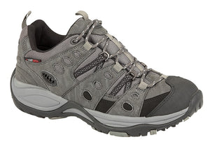 Johnscliffe T746F Grey/Black Unisex Hiking Comfort JONTEX Membrane Shoes