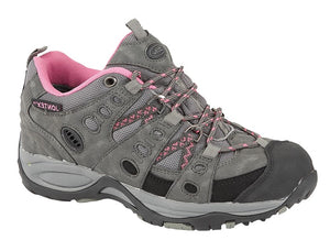 Johnscliffe T848F Grey Womens Casual Comfort JONTEX Walking Shoes