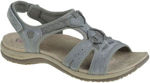 Earth Spirit Fairmont Sage Green Women's Casual Adjustable Heel Strap Sandals