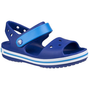 Crocs Crocband Sandal Blue Ocean kids Casual Beach Summer Shoes Crocs