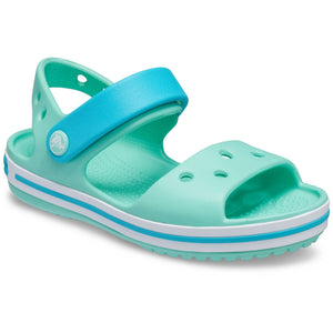 Crocs Crocband Sandal Pistachio kids Casual Beach Summer Shoes Crocs