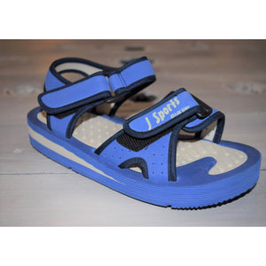 Jaywalker Polzeath Sandal – Blue/Cream
