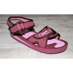 Jaywalker Polzeath Sandal – Berry/Pink