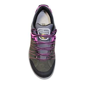 Grisport Lady Magma Lo Pink Womens Walking Shoes