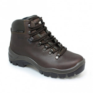Grisport Peaklander Brown Mens Leather Waterproof Walking Boots
