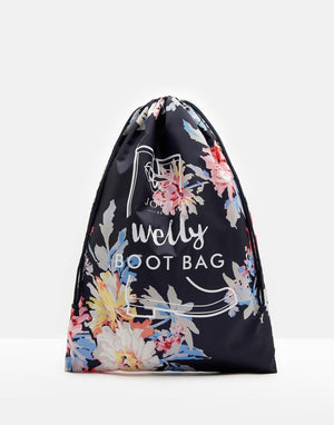 Joules Welly Bag with Drawstring