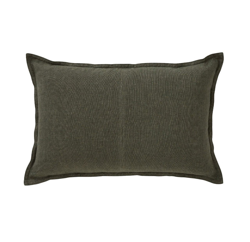 Como cushion- colour Khaki