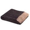 Weave Home Lerwick wool throw