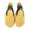 Pitter Patter Leather Jodper - Mustard