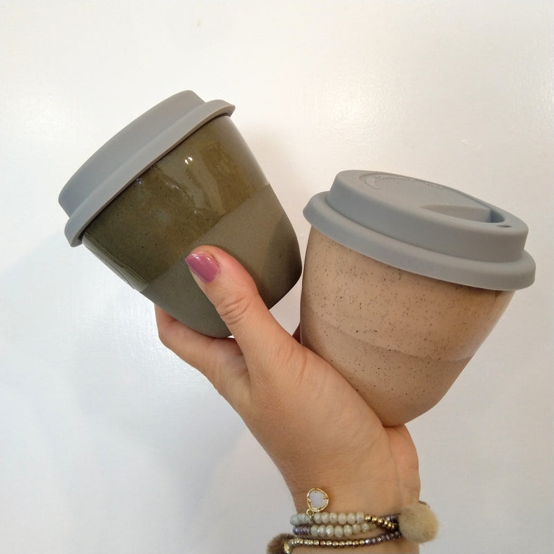 JS ceramics Keep Cups- Handmade in New Zealand