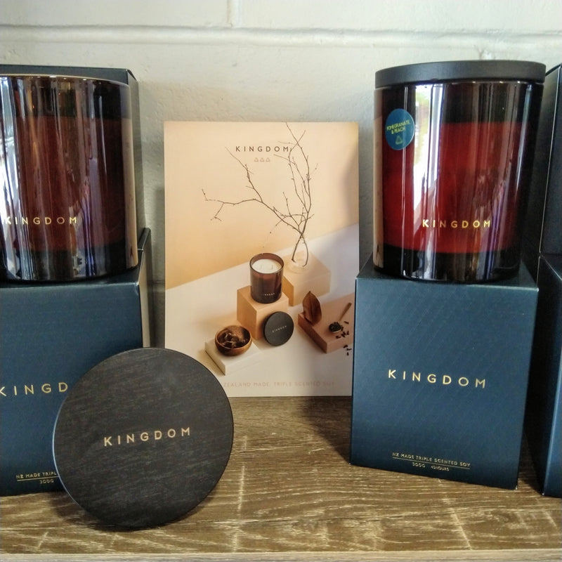 Kingdom Candles & Soaps