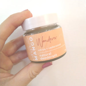 'Little Mango' Natural Deodorant