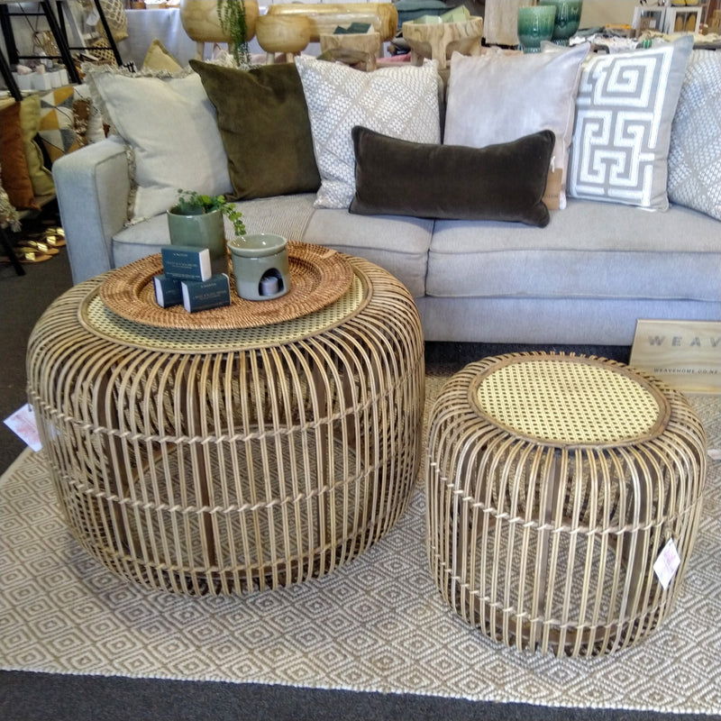 Manuka Rattan Coffee Table
