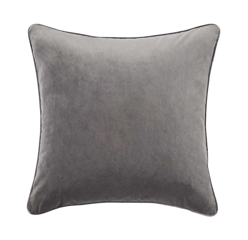 Weave Home- Zoe Flint Velvet cushion
