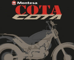 Montesa Cota Exhibition