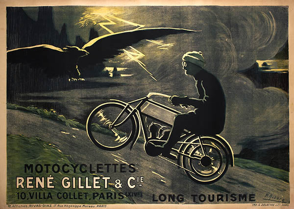 1910 Gillet Motocyclettes