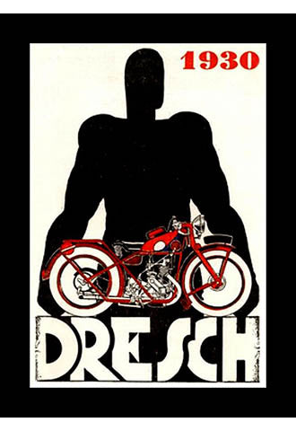 1930 Dresch Deco Design