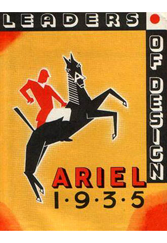 1935 Ariel- Leaders Of Design