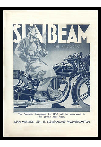 1935 Sunbeam - The Aristocrat