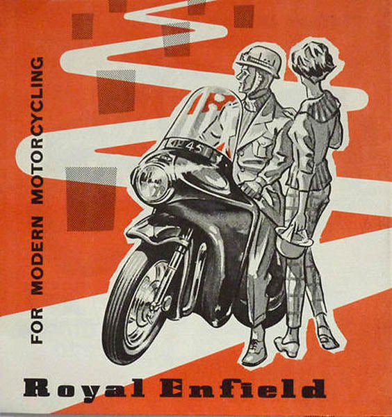 1960 Royal Enfield Moderns