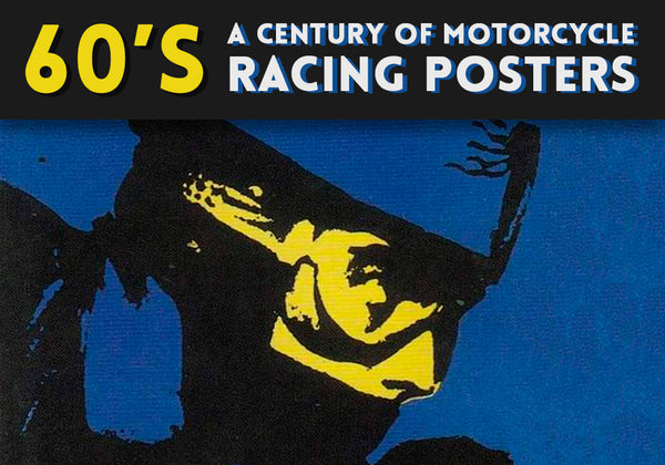 60's Motorcycle racing posters